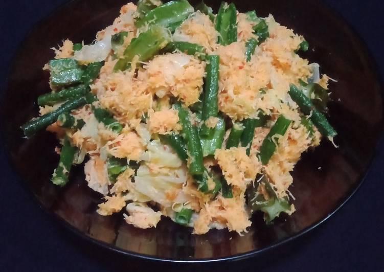 Cara Mudah memasak 40.urap sayur yang menggugah selera