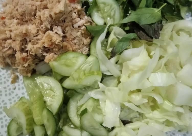 Cara Mudah mengolah Urap sayuran favorit keluarga ala resto