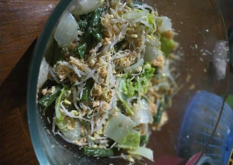 Urap urap sayur