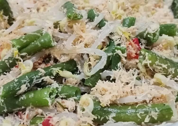 Resep: Urap-urap sayur yang menggugah selera