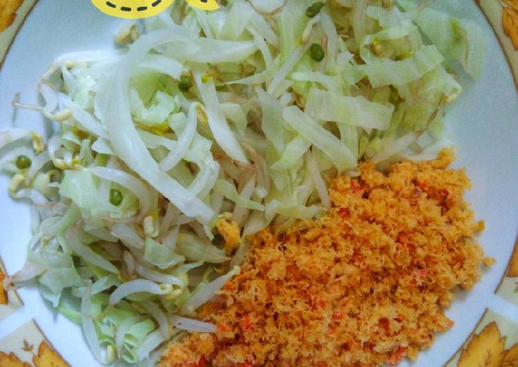 Cara Mudah membuat Sayur Urap-urap yang bikin ketagihan