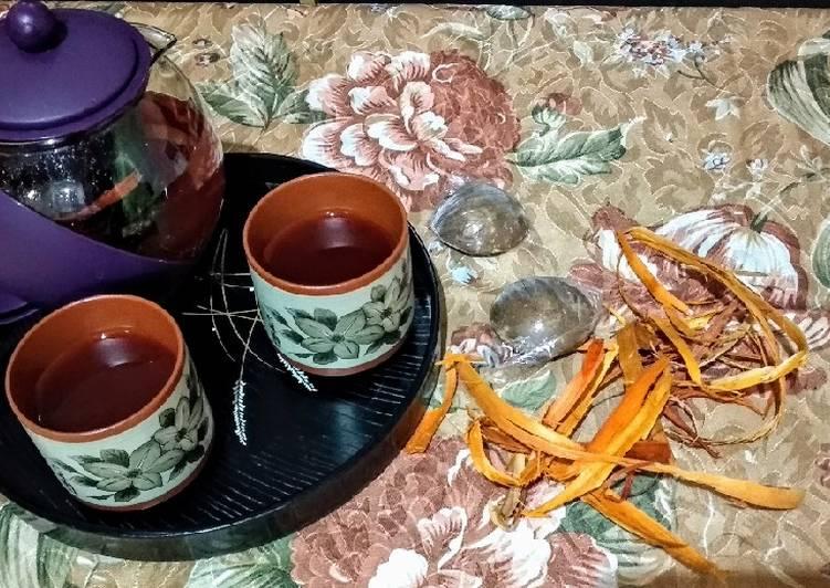Resep: Wedang secang gula jahe yang bikin ketagihan