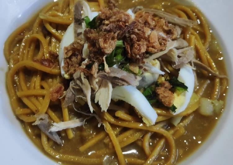 Resep: Mie Bancir Mie Nyemek khas Banjarmasin (Mie Bancir Agus) lezat