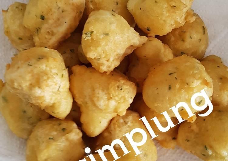 Resep: Cimplung kentang