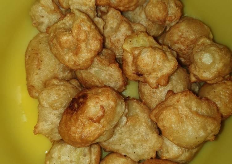 Resep: Cimplung kentang ala sunda yang menggugah selera