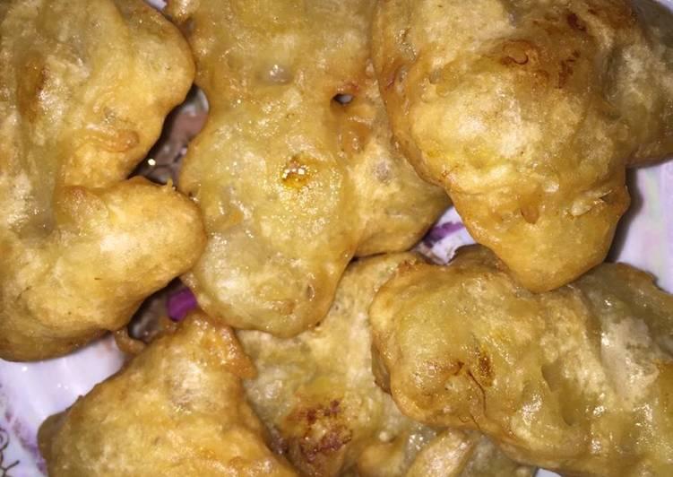 Resep memasak Cimplung goreng tepung Sasa cranci 😋