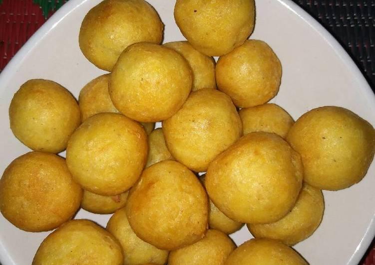Resep: Cimplung kentang#Bikin RamadanBerkesan yang menggugah selera