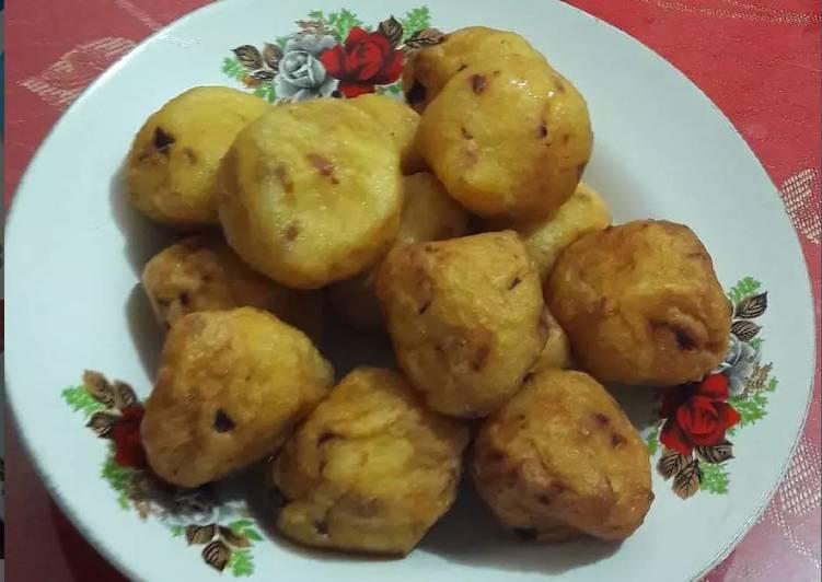 Resep: 16.Cimplung kentang #SelasaBisa