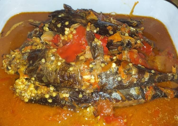Resep: Pecak ikan panggang pekalongan enak