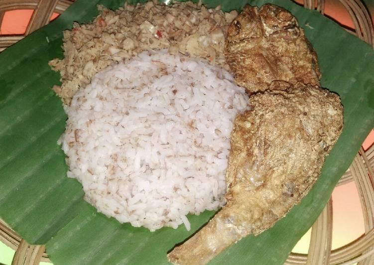 Resep: Nasi Megono Pekalongan #Pekaninspirasi yang bikin ketagihan