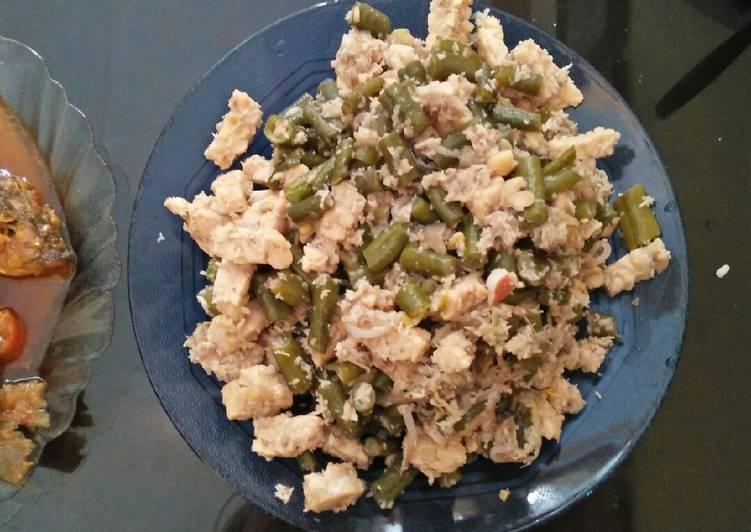 Cara membuat Makanan tradisional khas Pekalongan(megono) lezat