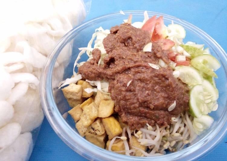 Resep: Nasi Tahu khas Pekalongan lezat