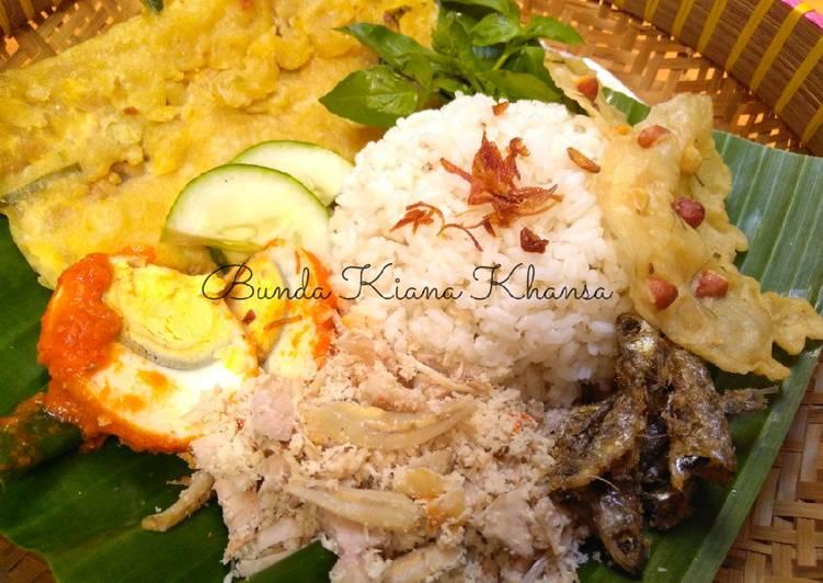 Resep: Nasi Megono yang bikin ketagihan