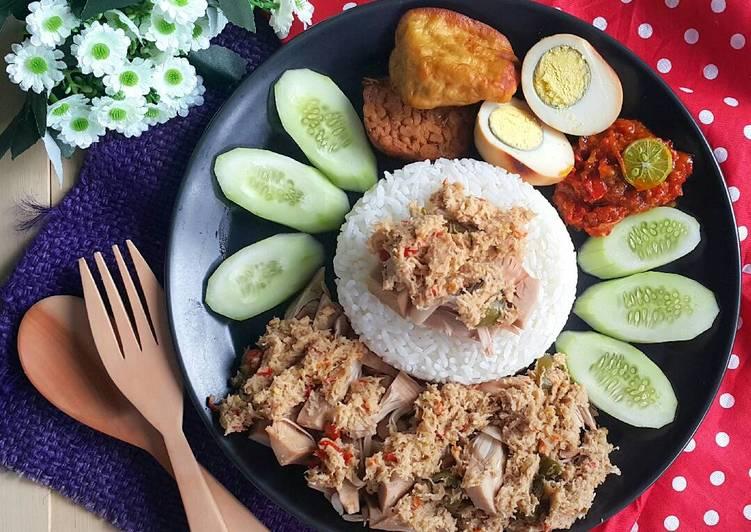 Cara Mudah memasak Nasi Megono yang bikin ketagihan