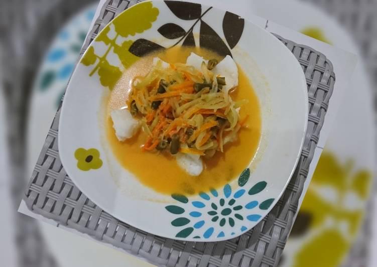 Resep: Lontong sayur express ricecooker istimewa