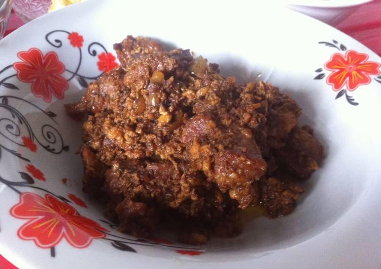Resep: Lapis daging Jepara yang menggugah selera