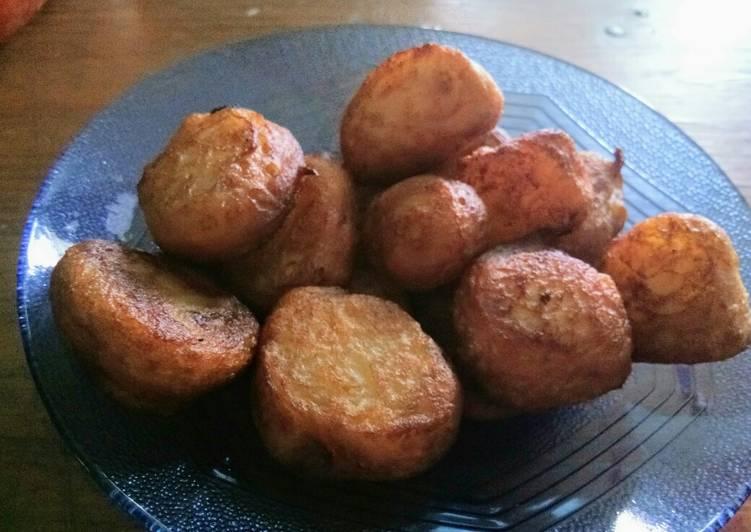 Cara Mudah memasak Sanggar Tape Singkong (Rondo Royal) yang menggugah selera