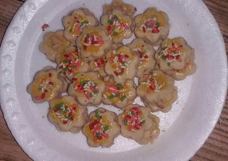Resep: Kue kacang maknyus no oven enak