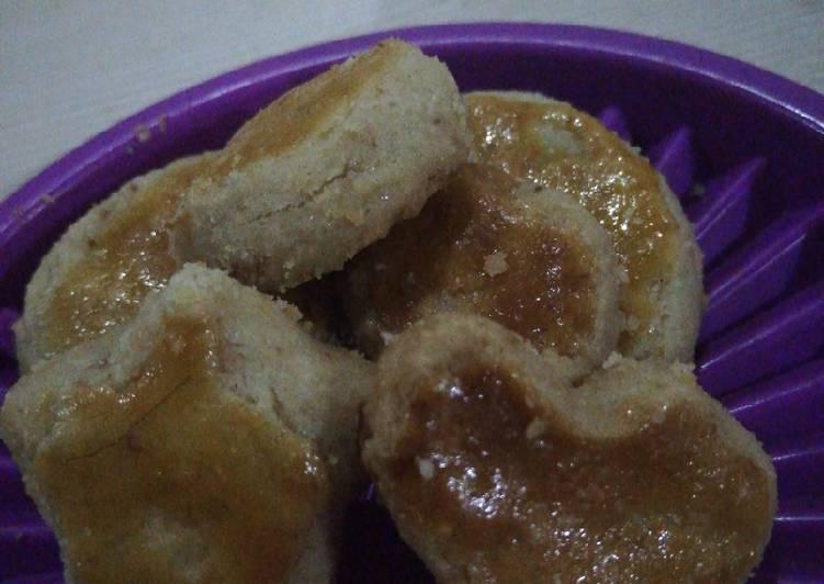 Cara membuat Kue Kacang otang (oven tangkring) yang bikin ketagihan