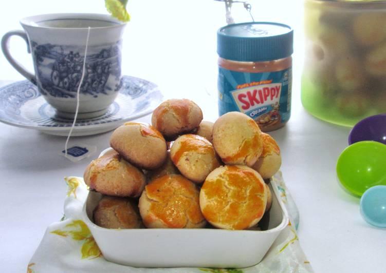 Resep: Kue Kacang No Oven ala resto