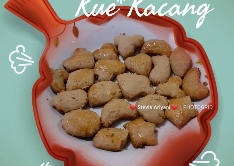 Resep memasak Kue Kacang (No Oven) ala resto