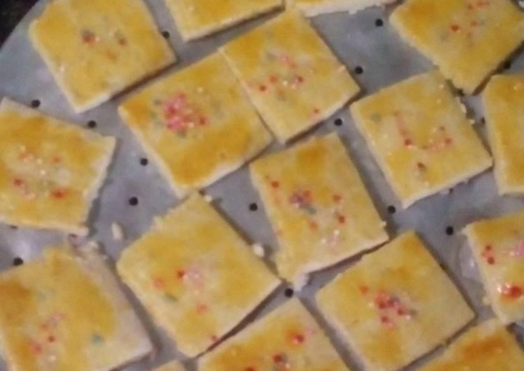 Resep: Kuker kacang mantul hanya 3 bahan dengan oven ala kadarnya lezat