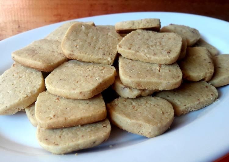Resep: Cookies kacang mete