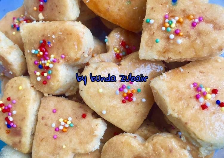 Resep: Kue kacang