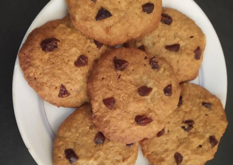 Resep: Kukis pisang kacang oat (recook) yang bikin ketagihan