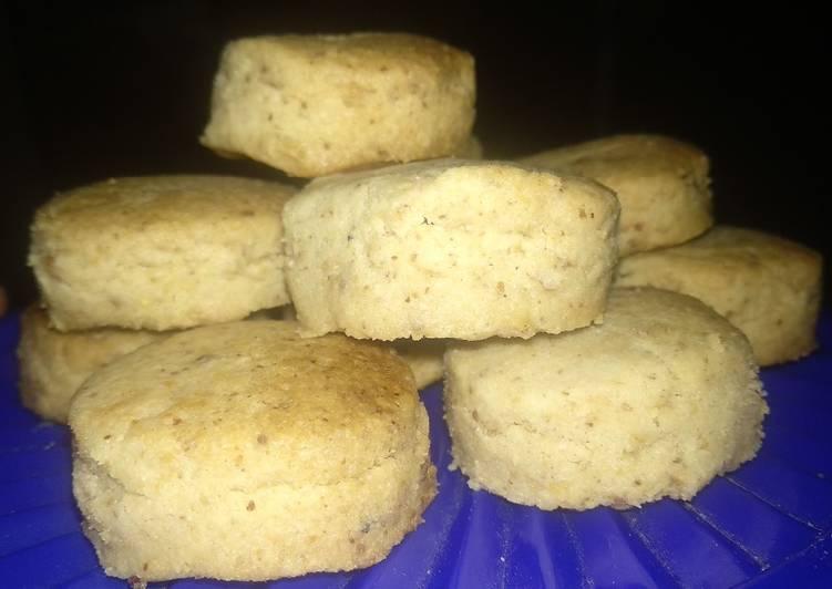 Kue kacang jadul Mak Maya Enak