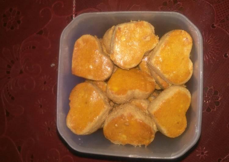 Resep: Kue Kacang Tepung Mokaf yang bikin ketagihan