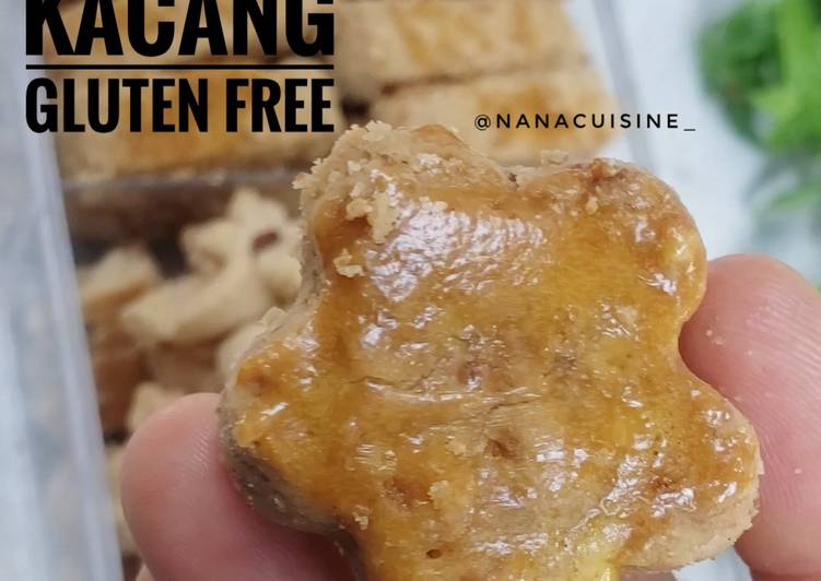 Resep: Kue kering kacang gluten free yang bikin ketagihan
