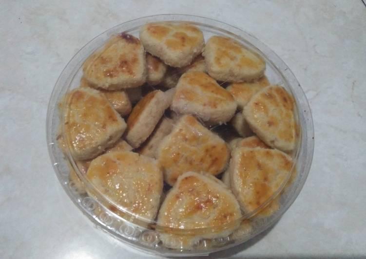Resep: Kue kering Kacang, Renyahh enak