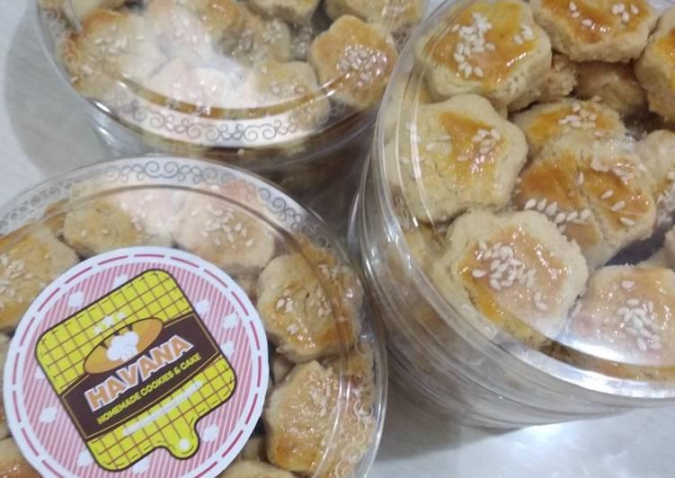 Resep: Kue kacang jadul lezat