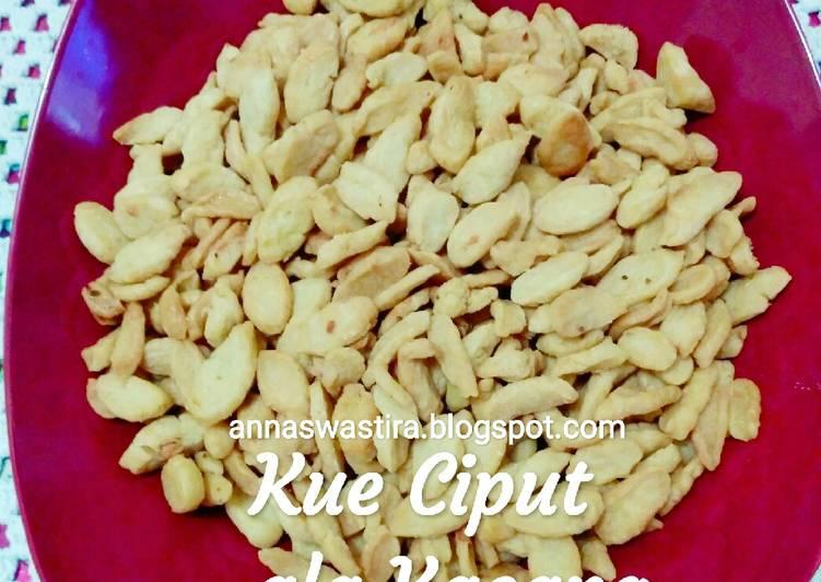 Resep: Kue Ciput *ala kacang istimewa
