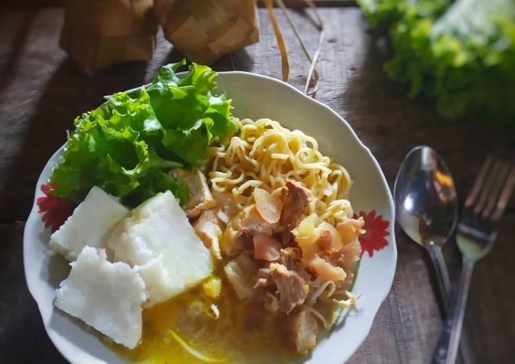 Resep memasak Tahu Campur Surabaya yang bikin ketagihan