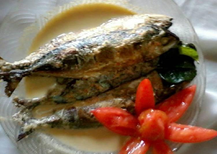 Resep: Pecel ikan laut ala resto