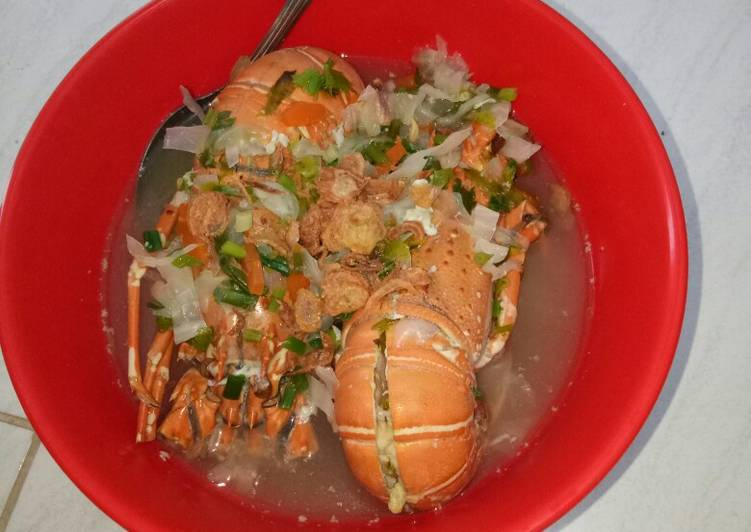 Resep: Sup udang
