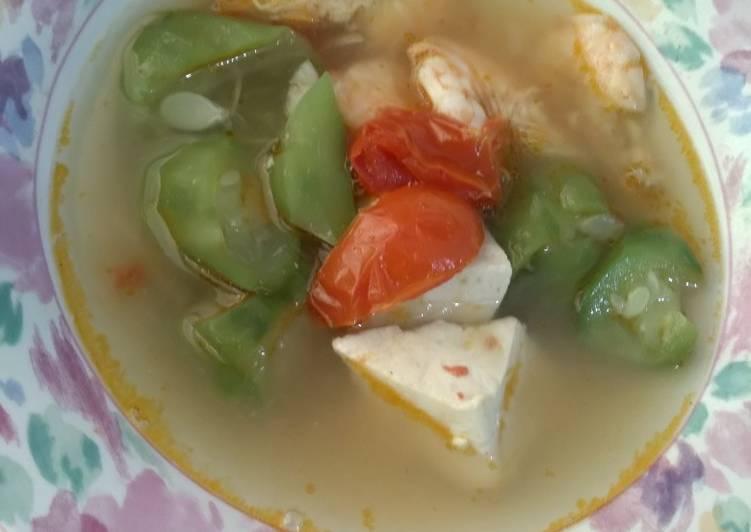 Resep: Sop udang lezat