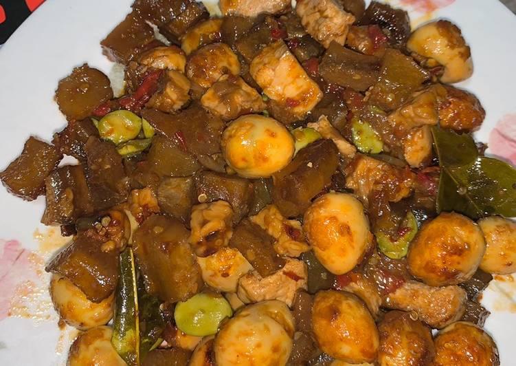 Resep membuat Oseng cecek puyuh pedas lezat