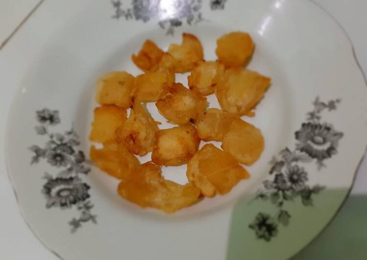 Cara Mudah membuat Cecek goreng yang menggugah selera