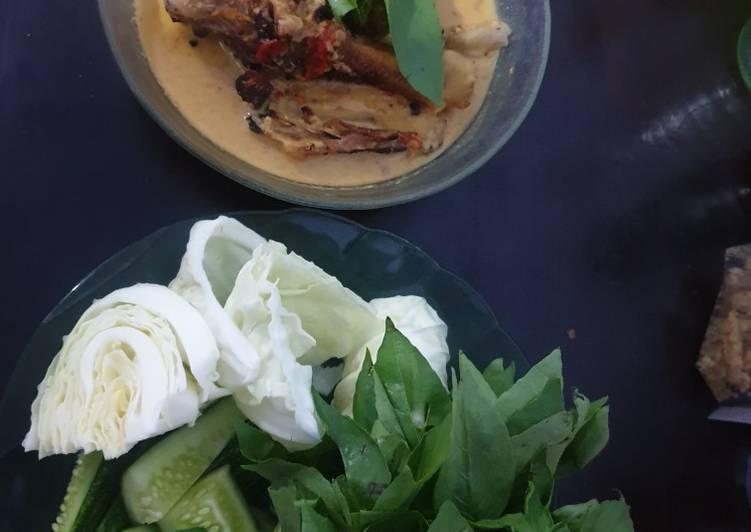 Resep: Ayam pecak pati istimewa