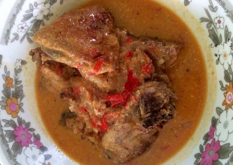 Resep membuat Ayam pecak pati lezat
