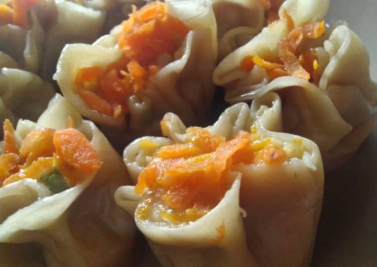 Resep: Dimsum ayam jamur lezat