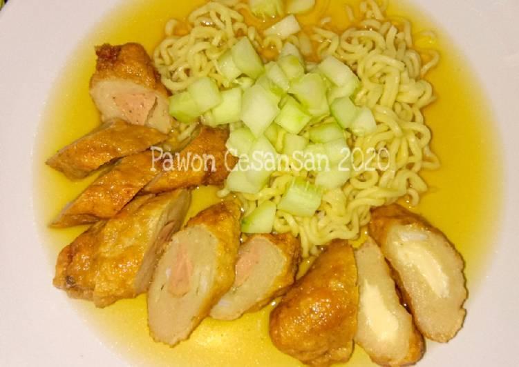 Pempek Ayam