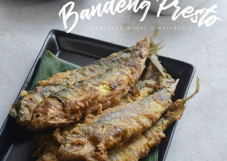 Resep: Ikan bandeng presto yang menggugah selera