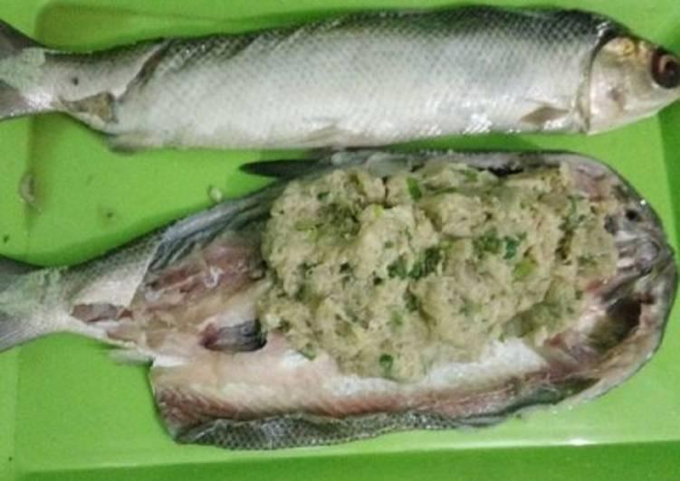 Resep: Ikan bandeng presto kukus istimewa