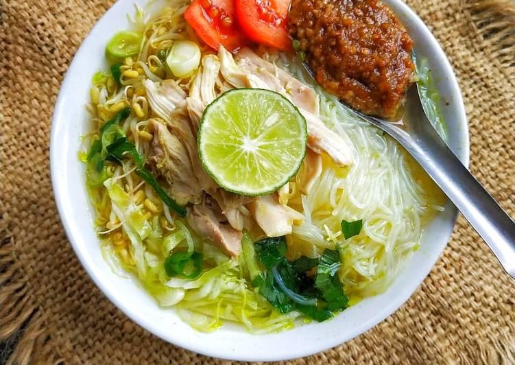 Resep: Soto Ayam Sokaraja yang bikin ketagihan