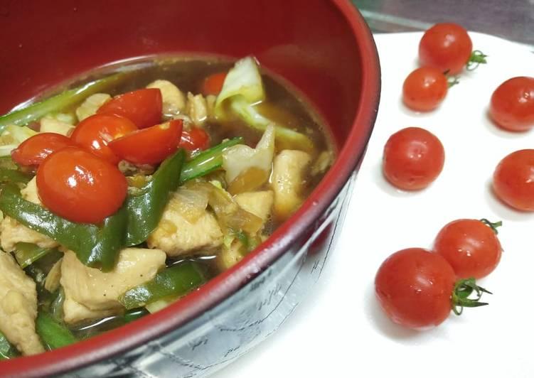 Cara memasak Gongso Ayam khas Kudus lezat