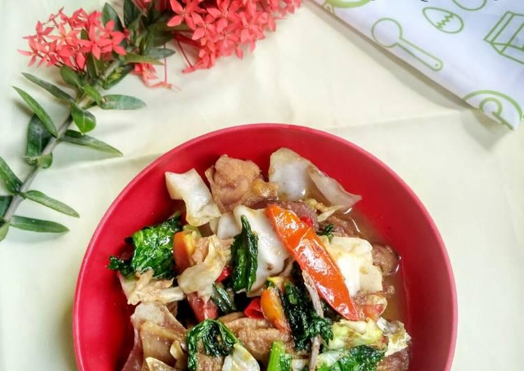 Cara mengolah Gongso Ayam khas Kudus enak